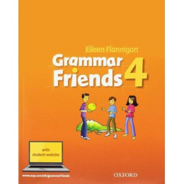 Grammar Friends Level 4 Student's Book