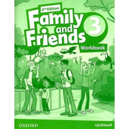Family & Friends 2nd Edition Level 3 Workbook