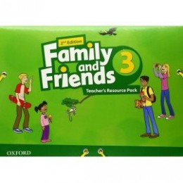 Family & Friends 2nd Edition Level 3 Teacher's Resource Pack