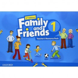 Family & Friends 2nd Edition Level 1 Teacher's Resource Pack