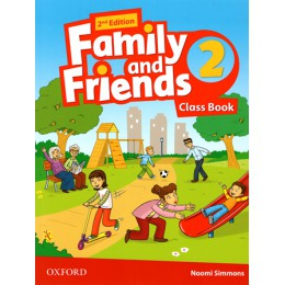 Family & Friends 2nd Edition Level 2 Class Book