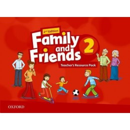 Family & Friends 2nd Edition Level 2 Teacher's Resource Pack