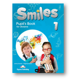 Smiles for Ukraine 1 Pupil's Book
