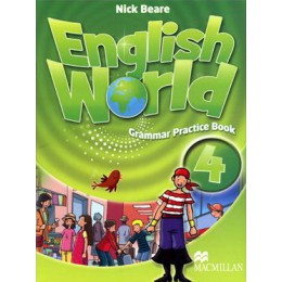 English World Level 4 Grammar Practice Book