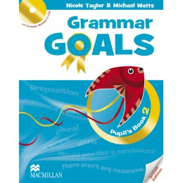 Grammar Goals Level 2 Pupil's Book