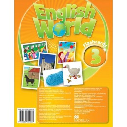 English World Level 3 Flashcards