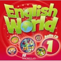 English World Level 1 Class Audio CD