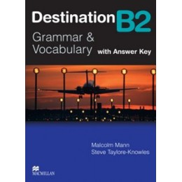 Destination Level B2 Student's Book With Key