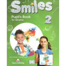 Smiles for Ukraine 2 Pupil's Book