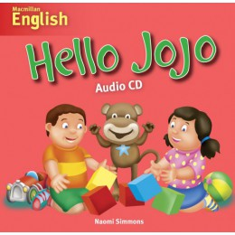 Hello Jojo Class Audio CDs