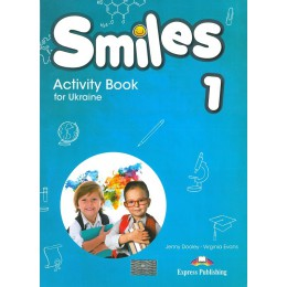 Smiles for Ukraine 1 Activity Book