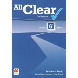 All Clear Level 2 Teacher's Book
