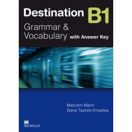 Destination Level B1 Student's Book With Key
