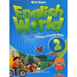 English World Level 2 Grammar Practice Book
