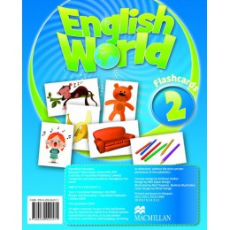 English World Level 2 Flashcards