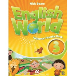 English World Level 3 Grammar Practice Book