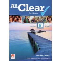 All Clear Level 2 Student's Book