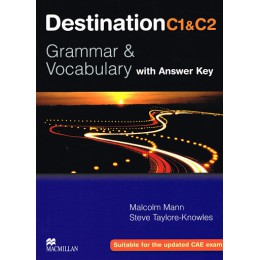 Destination Level C1&C2 Student's Book With Key