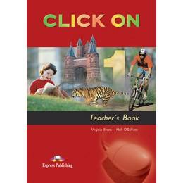 Click On 1 - Teacher's Book (interleaved)