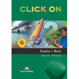 Click On 2 - Teacher's Book (interleaved)