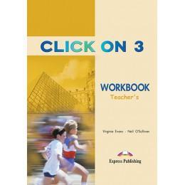 Click On 3 - Workbook (Teacher's - overprinted)