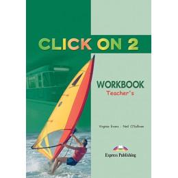 Click On 2 - Workbook (Teacher's - overprinted)
