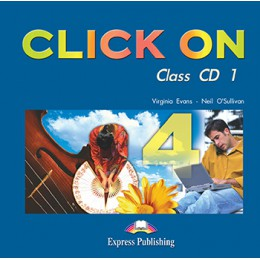 Click On 4 - Class Audio CDs (set of 6)