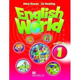 English World Level 1 Pupi'ls Book