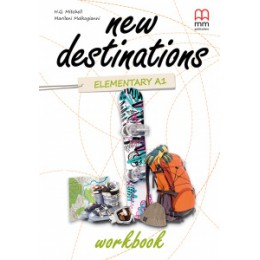 NEW DESTINATIONS ELEMENTARY A1 WB