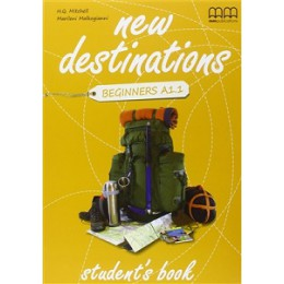NEW DESTINATIONS BEGINNERS A1.1 SB