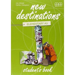 NEW DESTINATIONS ELEMENTARY A1 SB