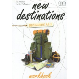 NEW DESTINATIONS BEGINNERS A1.1 WB