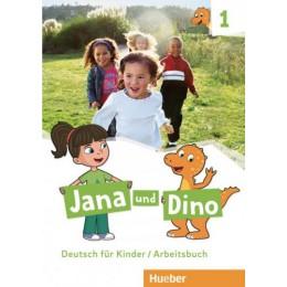 Jana und Dino 1 Arbeitsbuch