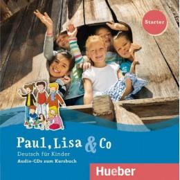 Paul, Lisa & Co Starter Audio-CDs