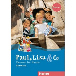 Paul, Lisa & Co Starter Kursbuch