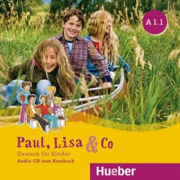 Paul, Lisa & Co A1.1 Audio-CD