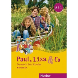 Paul, Lisa & Co A1.1 Kursbuch