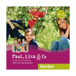 Paul, Lisa & Co A1.2 Audio-CD