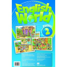 English World Level 2 Posters