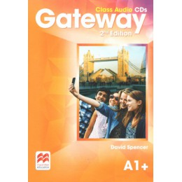 Gateway 2nd Edition Level A1+ Class Audio CD