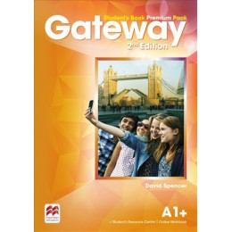 Gateway 2nd Edition Level A1+ Student's Book Premium Pack