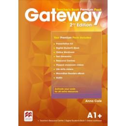 Gateway 2nd Edition Level A1+ Teacher's Book Premium Pack