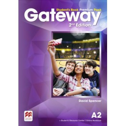 Gateway 2nd Edition Level A2 Student's Book Premium Pack