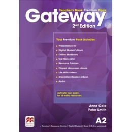 Gateway 2nd Edition Level A2 Teacher's Book Premium Pack