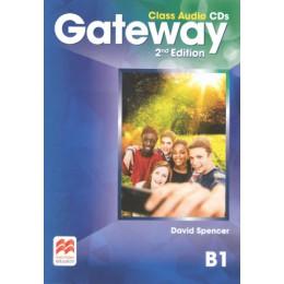 Gateway 2nd Edition Level B1 Class Audio CD