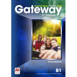 Gateway 2nd Edition Level B1 Student's Book Premium Pack