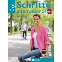 Schritte international Neu 6 Kursbuch+Arbeitsbuch+CD zum Arbeitsbuch