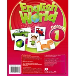 English World Level 1 Flashcards