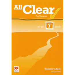 All Clear Level 3 Teacher's Book
