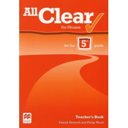 All Clear Level 1 Teacher's Book